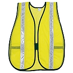Economy Reflective Stripe Safety Vest